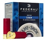 Federal Game-Shok HI-Brass Lead 410ga 3
