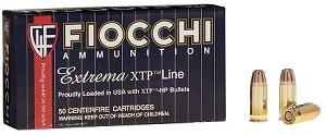 Fiocchi Extrema 32 ACP XTP 60gr HP