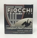 Fiocchi Waterfowl Steel Hunting 12ga 2-3/4