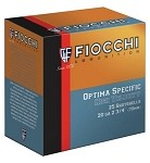 Fiocchi Shooting Dynamics OPTIMA Specific High Velocity 20ga 2-3/4