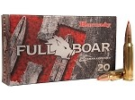 Hornady Full Boar 243 Win 80gr GMX