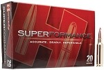 Hornady Superformance 243 Win 95gr SST