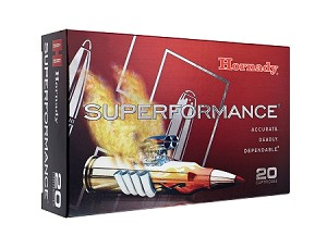 Hornady Superformance 25-06 Rem GMX 90gr