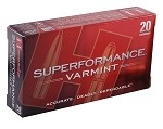 Hornady Superformance Varmint 204 Ruger 32gr V-Max