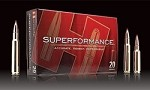 Hornady Superformance 300 Win Mag 180gr GMX