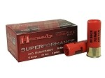 Hornady Superformance 12ga 2-3/4