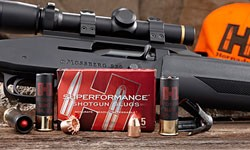 "Hornady Superformance 20ga 2-3/4"" 250gr MonoFlex Rifled Slug"