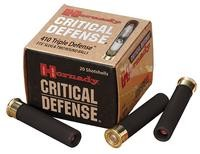 Hornady Critical Defense 410ga Triple Defense 2-1/2""