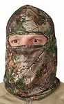 Hunter's Specialties Scent-A-Way Silver Spandex Head Net (Realtree Xtra Green)
