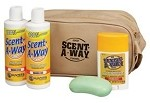 Hunter's Specialties Scent-A-Way Max Shower Kit