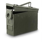 .30 Caliber Military Ammo Can