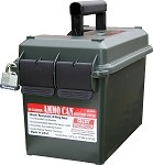 MTM Rugged 50 Caliber Ammo Can (Forest Green)