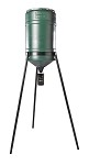 On Time Feeders Elite Lifetime Electronic Feeder with 200 lb. Tripod Hanger Hopper