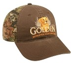 Outdoor Cap Company Golden Retriever Mossy Oak (Break-Up Infinity)