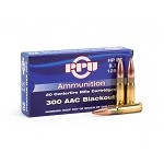 PPU 300 AAC Blackout 125gr FMJ