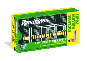 Remington HTP 380 Auto 88gr JHP
