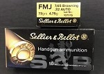 Sellier & Bellot 32 Auto 73gr FMJ
