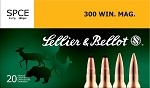 Sellier & Bellot 300 Win. Mag. 180gr SPCE