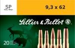 Sellier & Bellot 9.3 x 62 285gr SP