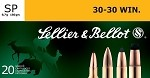 Sellier & Bellot 30-30 Winchester 150gr SP