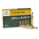 Sellier & Bellot 7 Rem Mag 140gr SP