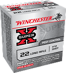 Winchester Super-X 22 Long Rifle #12 Shotshell