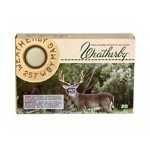 Weatherby .257 WBY Magnum Ultra High Velocity 80gr Barnes TTSX