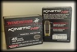 Winchester Kinetic HE 45 ACP 185gr JHP