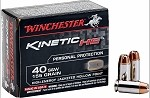 Winchester Kinetic HE 40 S&W 155gr JHP