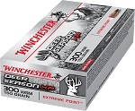 Winchester Deer Season XP 300 WSM 150gr Extreme Point Polymer Tip