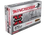 Winchester Super-X 270 Win 130gr Power-Core